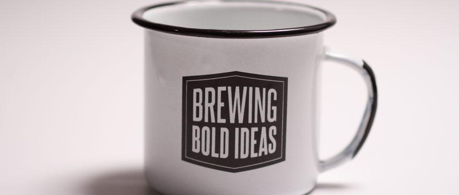 Coffee Mug - Brewing Bold Ideas