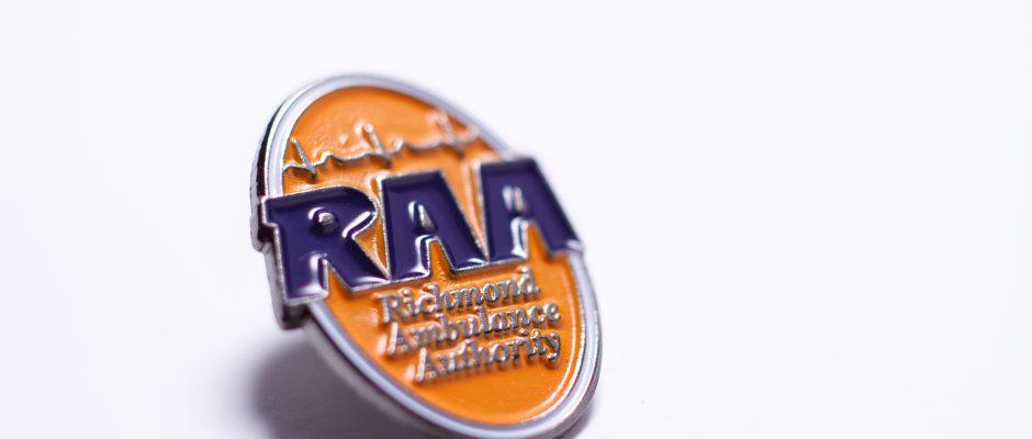 Pin - Richmond Ambulance Authority