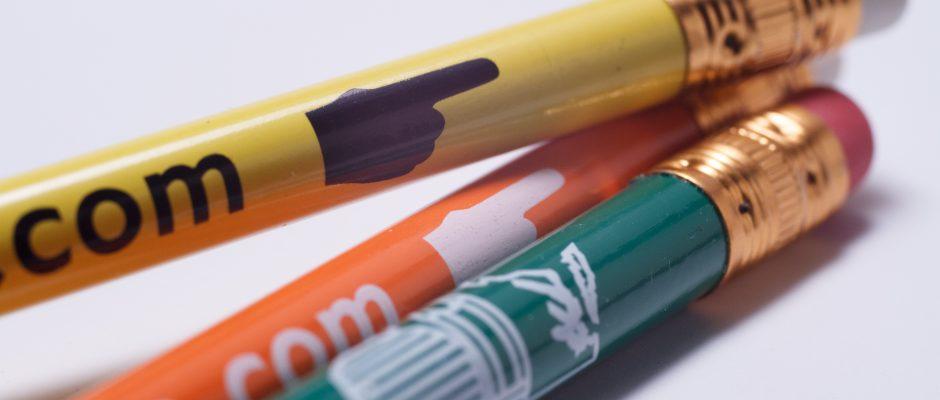 Assorted Pencils