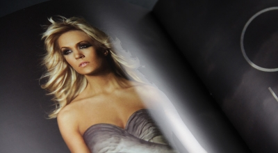 Carrie Underwood Tour Book
