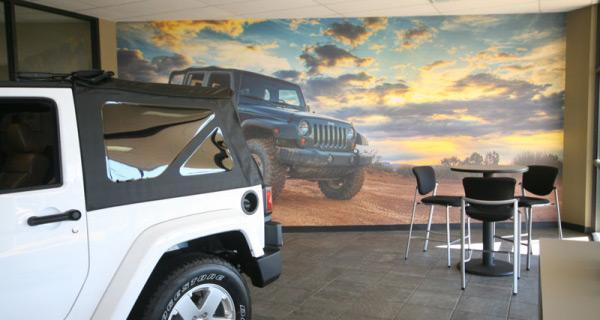 Wide Format - Jeep