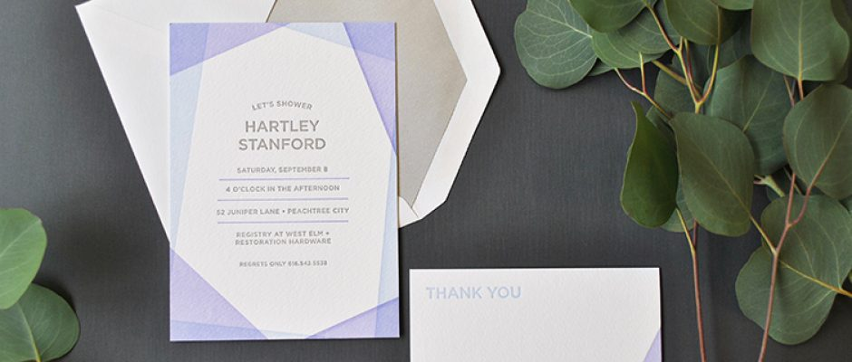 Page Stationery - Hartley Stanford