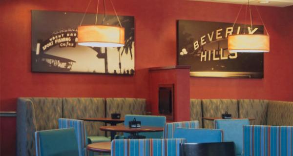 Wide Format - Residence Inn - Beverly Hills