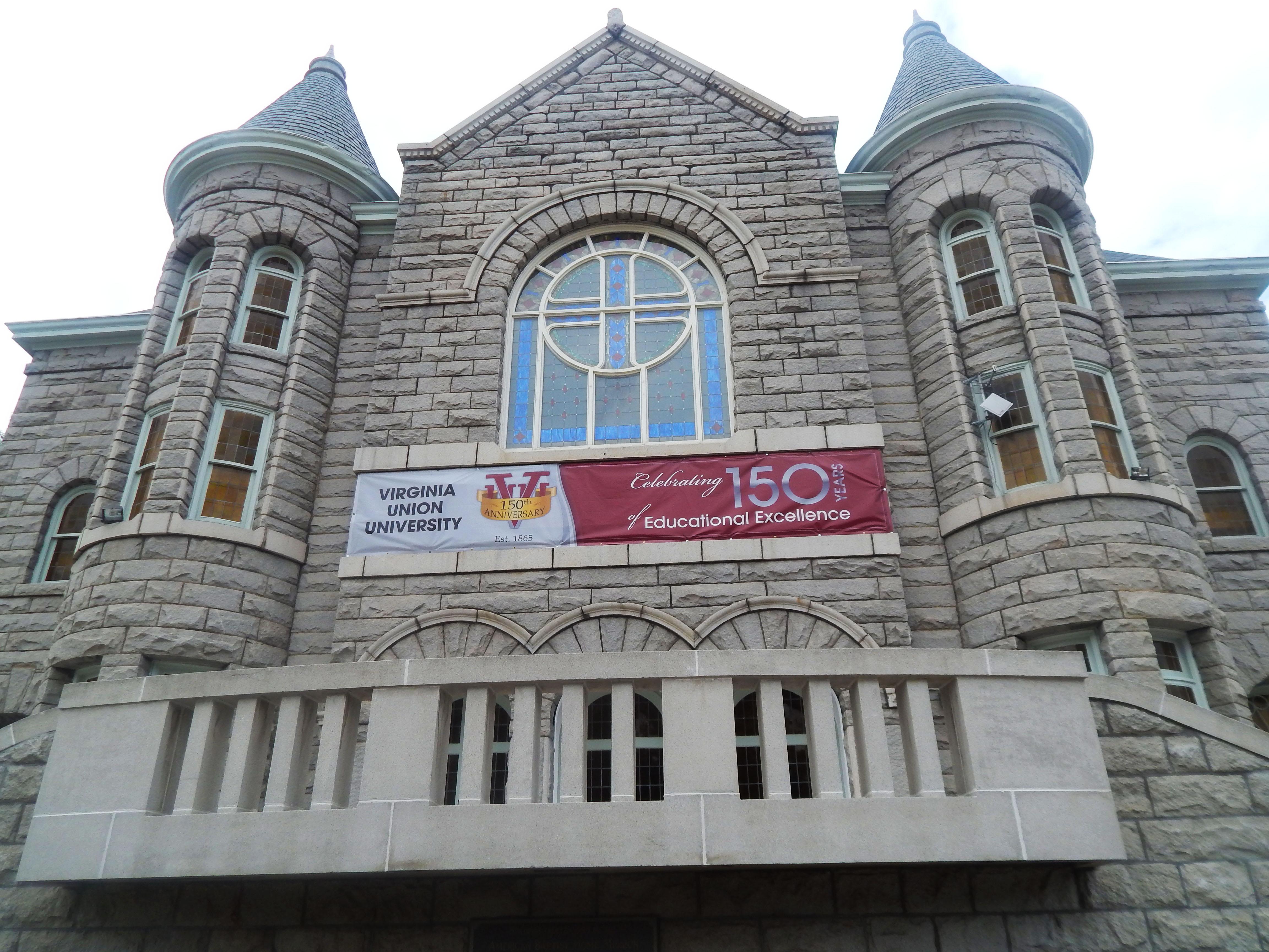 virginia union university s history runs deep worth higgins