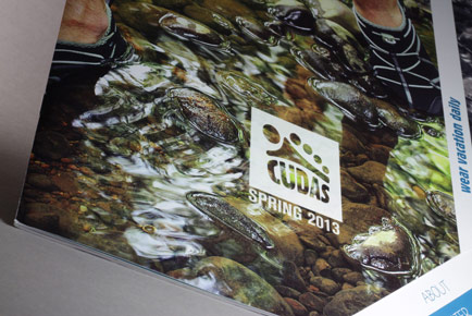 Cudas Catalog - High Gloss UV Coating