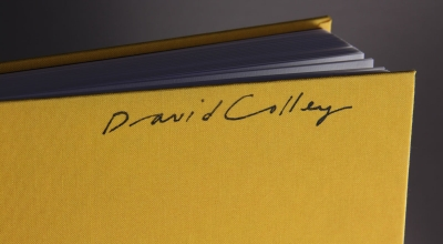 David Colley - Case Bound Book