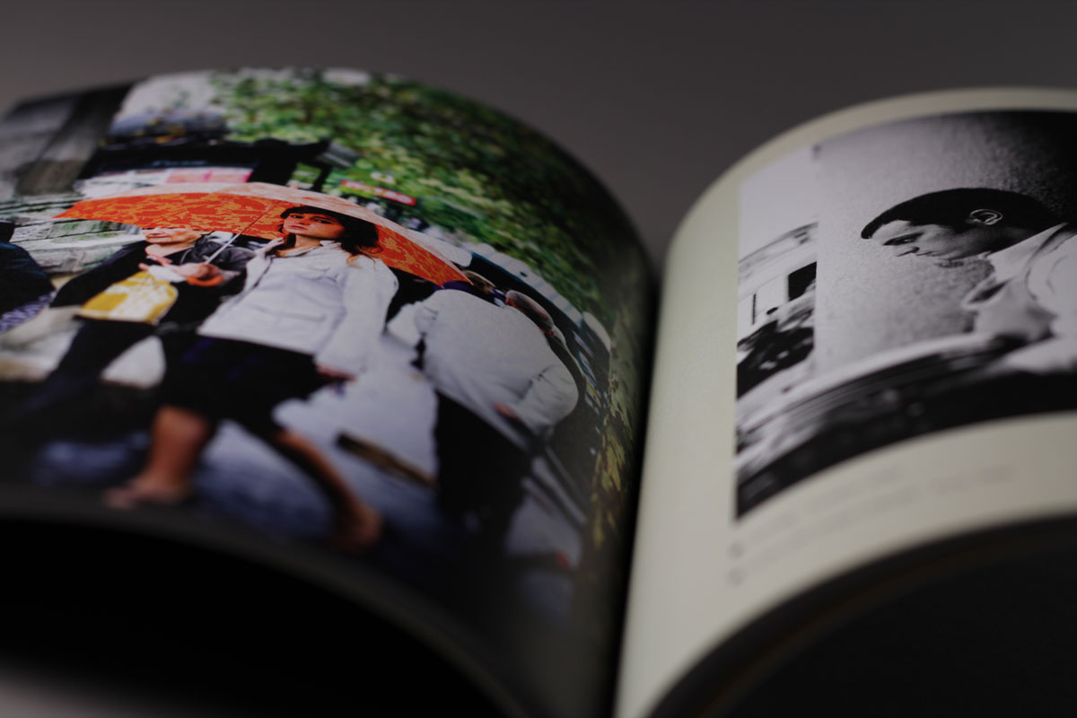 Outspoken - Photography Portfolio - Perfect Bound Book