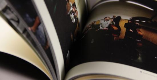Outspoken - Photography Portfolio - Perfect Bound Book