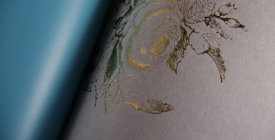 Quail West - Foil Stamping