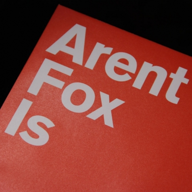 Arent Fox Red Envelope