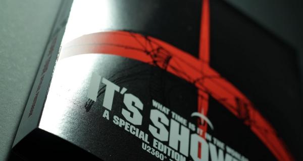 It's Showtime - U2 360 Tour Book